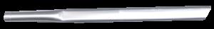 D50x500 Aluminum Crevice Tool